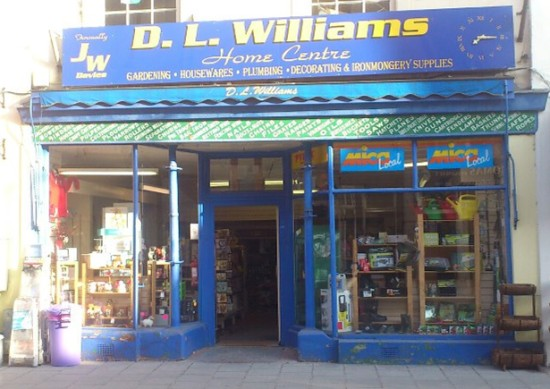 D.L.Williams Home Centre (Ironmongers)